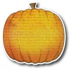 98423 Great Pumpkin DIE - Memory Box