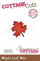 Maple Leaf Mini CC-MINI-146 - CottageCutz