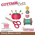 Sewing Notions CC-MLS-4x4-010 - CottageCutz