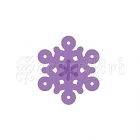 Snowflake Large Silhouette - Woodware Craft Collection