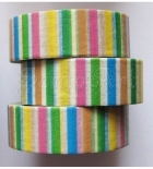 Washi páska - Colored charm Washi Tape