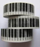 Washi páska - Keyboard Washi Tape
