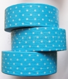 Washi páska - Stars Blue Washi Tape