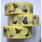 Washi Tape - Butterfly Yelow