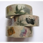 Washi Tape - Ephemera