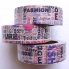 Washi Tape - Fashion