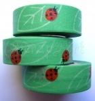 Washi Tape - Ladybug
