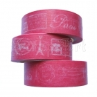 Washi Tape - Paris Pink