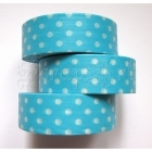 Washi Tape - Polka Blue