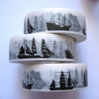 Washi Tape - Sailboats