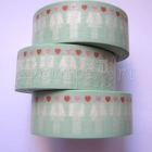 Washi Tape - She and He