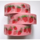 Washi Tape - Strawberries