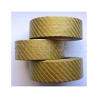 Washi Tape - Stripes diagonal Gold