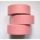 Washi Tape - Strips Pink
