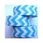 Washi Tape - Zig Zag Blue