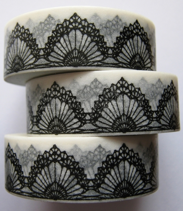 Washi páska - Lace Washi Tape