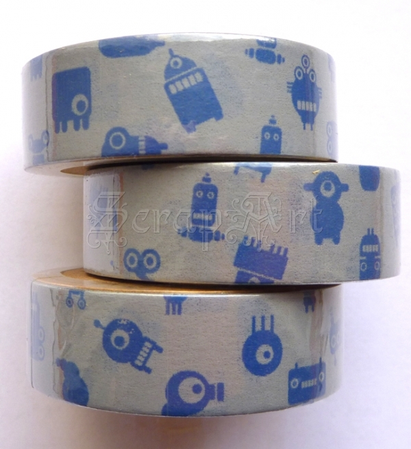Washi Tape - Blast Off