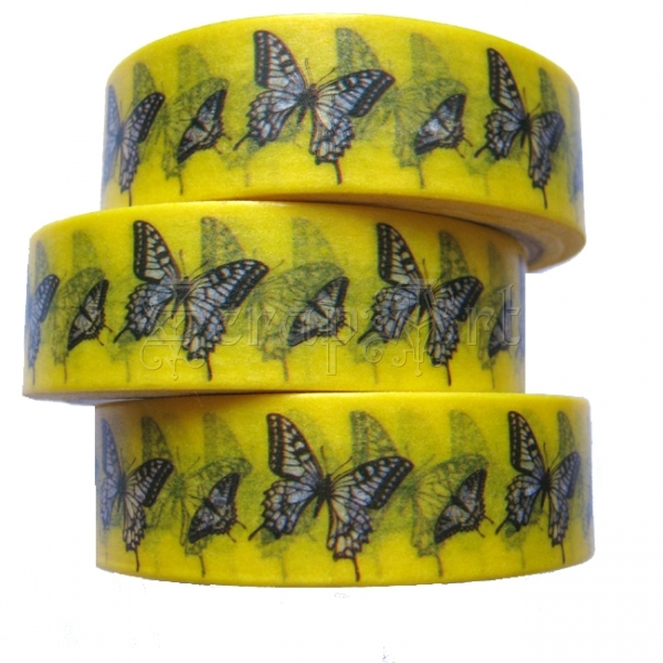 Washi Tape - Butterfly Swallowtail