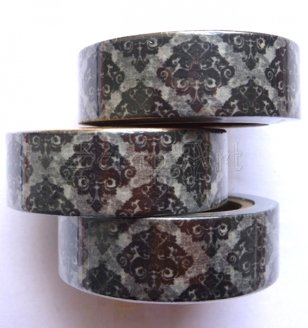Washi Tape - Damask