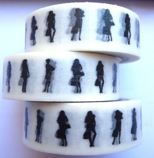 Washi Tape - Ladies