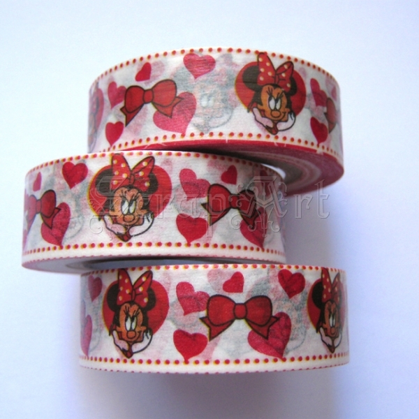 Washi Tape - Minnie Mouse