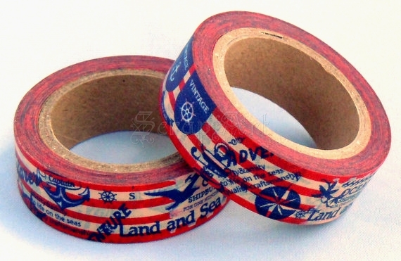Washi Tape - Nautical