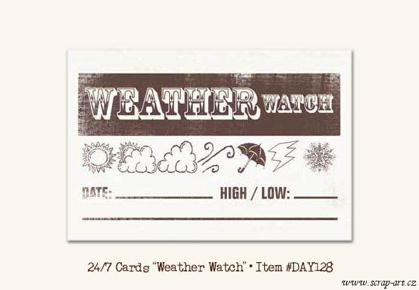 Weather Watch - Daily Dose